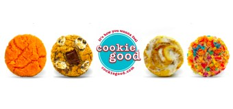 Cookie Good in Santa Monica offers creative and nostalgic treats