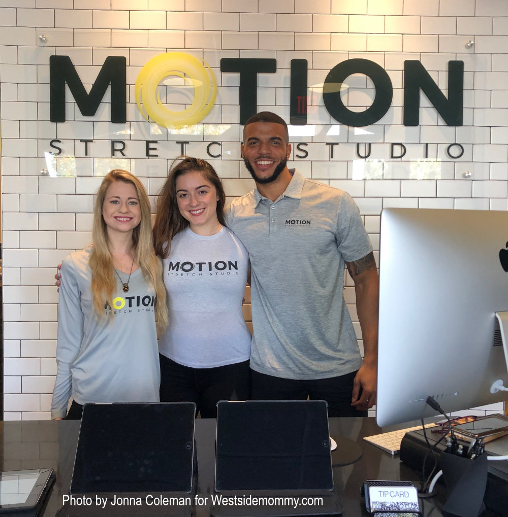 Motion Stretch Studio now open in Westlake Village
