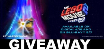 Giveaway – The LEGO Movie 2: The Second Part DVD