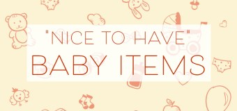 New Baby Nice-to-Haves