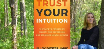 """Trust Your Intuition"" – a book to help deal with anxiety and depression"