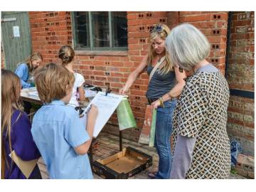 St Peters School Visit for Heritage Open Days