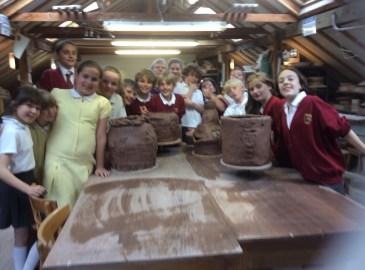 Rowledge Primary School visit WSP