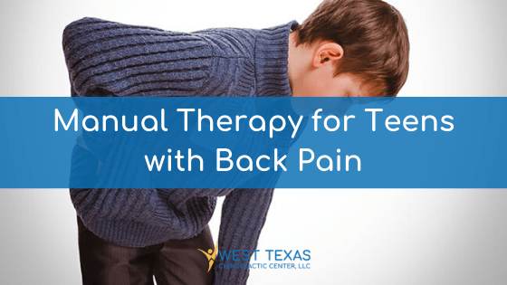 Manual Therapy for Teens with Back Pain