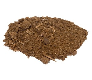 peat moss - please don't