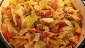 Soups - cabbage roll soup
