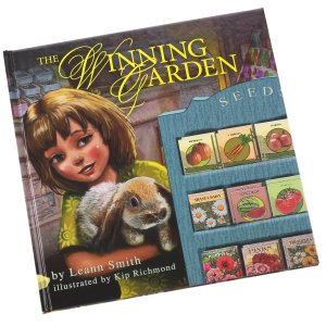 Ethan's Garden, the winning garden