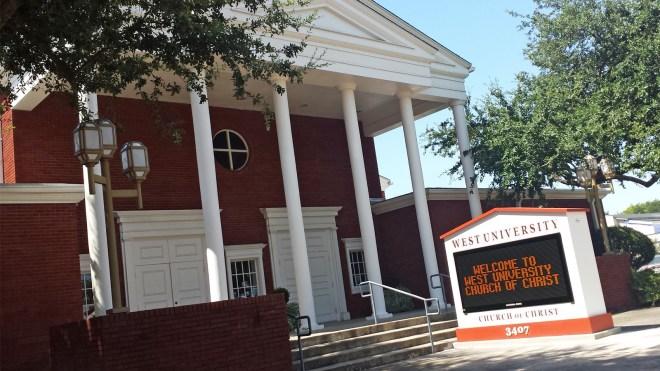 West U. Church of Christ