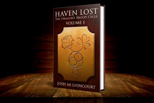 Promo image of Haven Lost by Josh de Lioncourt