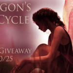 Tour Banner for the Dragon's Brood Cycle by Josh de Lioncourt
