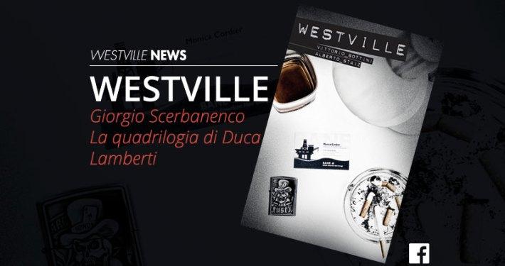 Westville News | Giorgio Scerbanenco