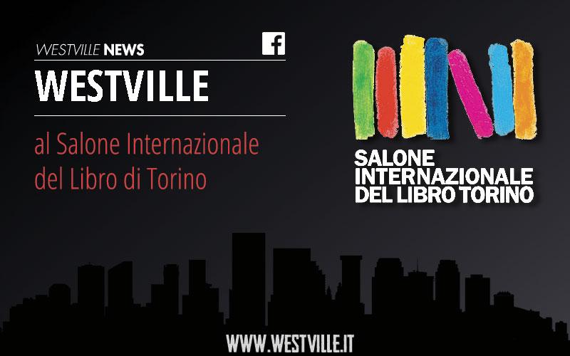 Westville al Salone Internazionale del Libro di Torino