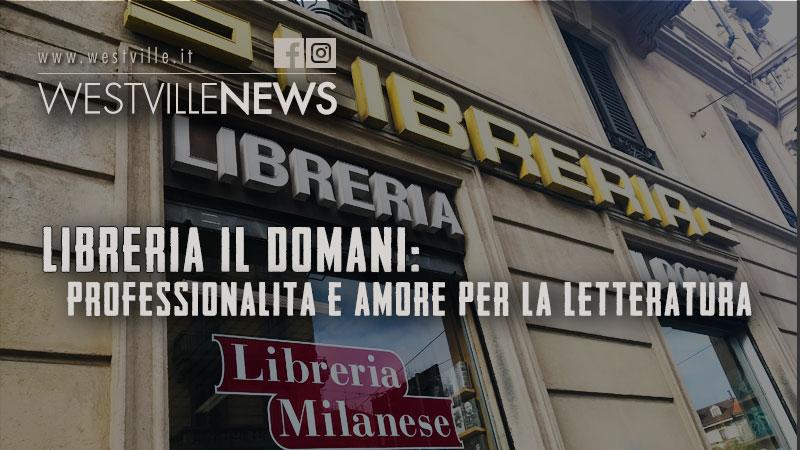 Libreria Il Domani: professionalità e amore per la letteratura