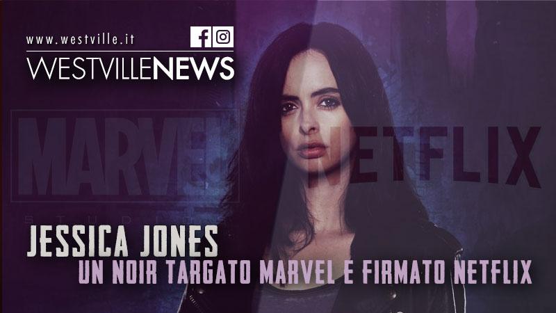 Jessica Jones: un noir targato Marvel e firmato Netflix