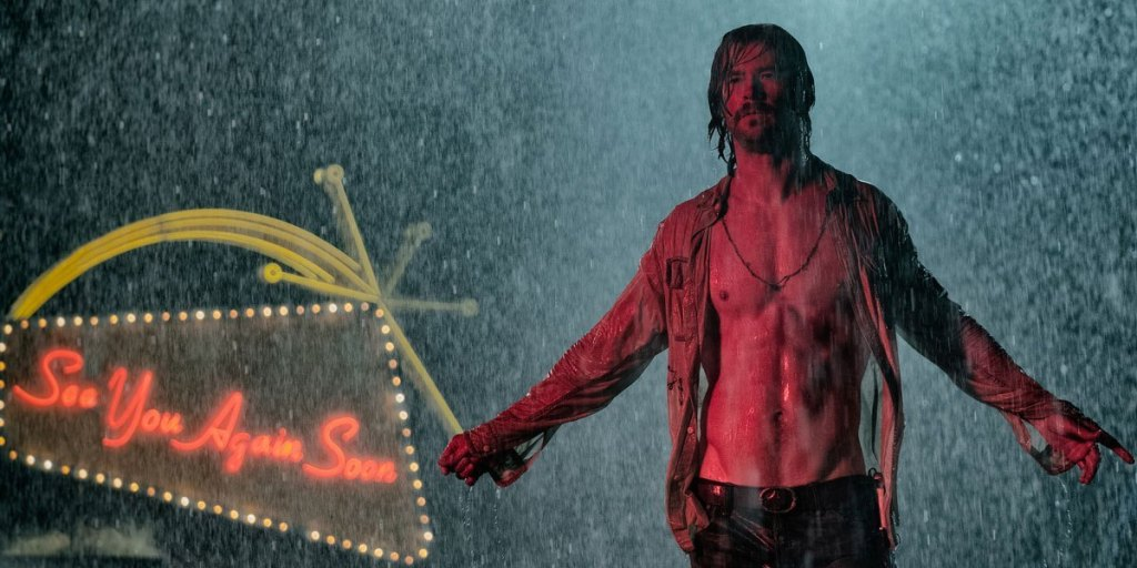 Chris Hemsworth 7 sconosciuti a el royale