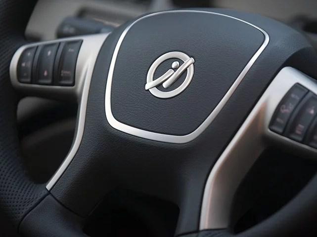 Irizar i8 steering image2