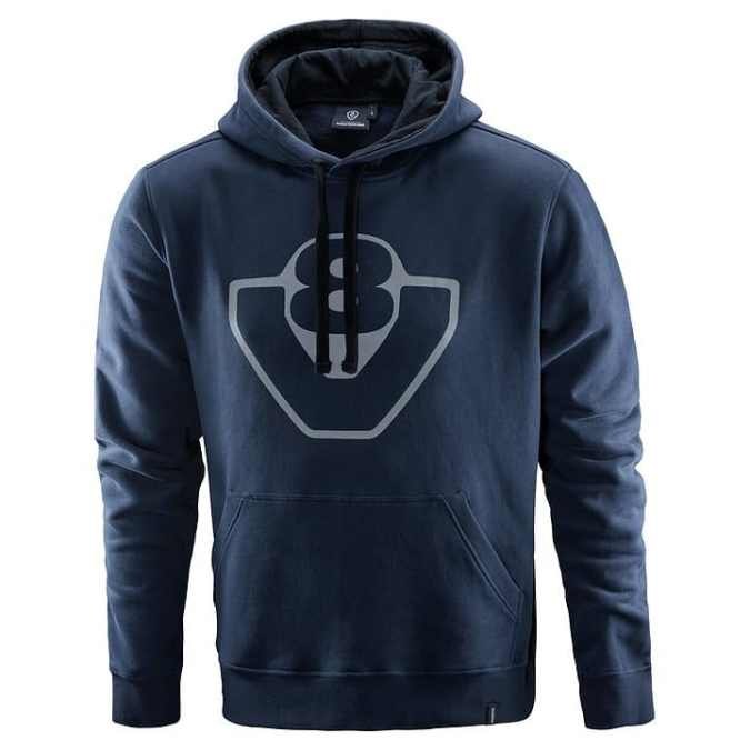 Scania V8 Blue hoodie