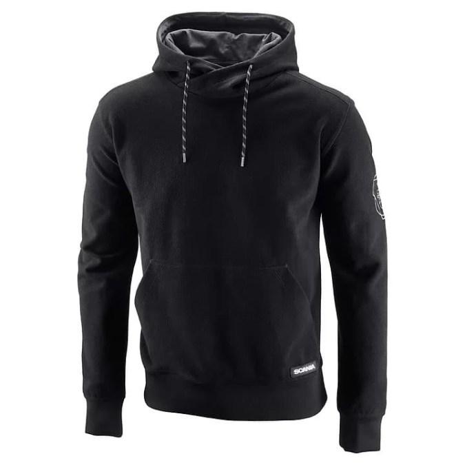 Scania black hoodie