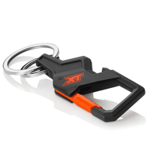 Scania XT metal keyring
