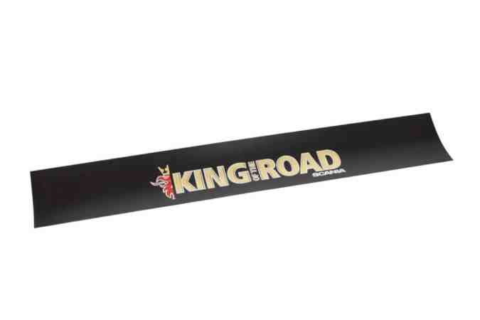 Full Width Scania King of the Road Mudflap