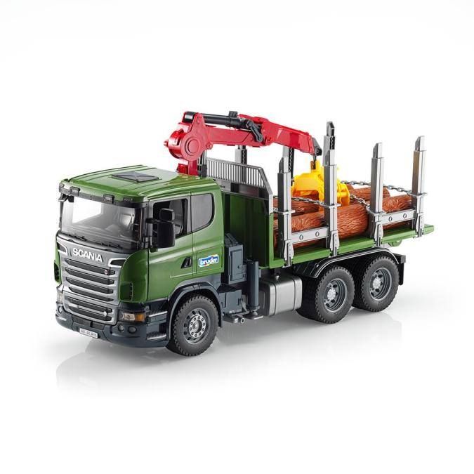 Scania R 560 V8 Timber Toy Truck
