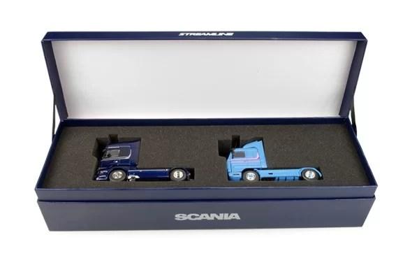 Scania Streamline model gift box