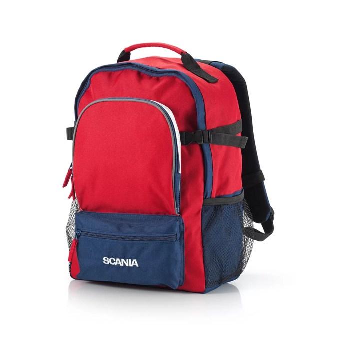 scania kids schoolbag