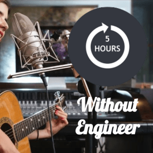 recording without engineer