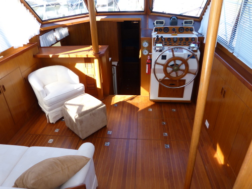 Westwind Yacht Sales 1987 President 37 Aft Cabin