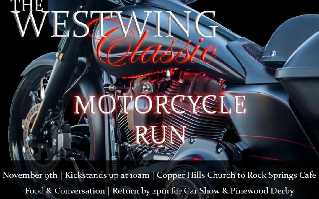 Introducing the WestWing Classic MC Run!
