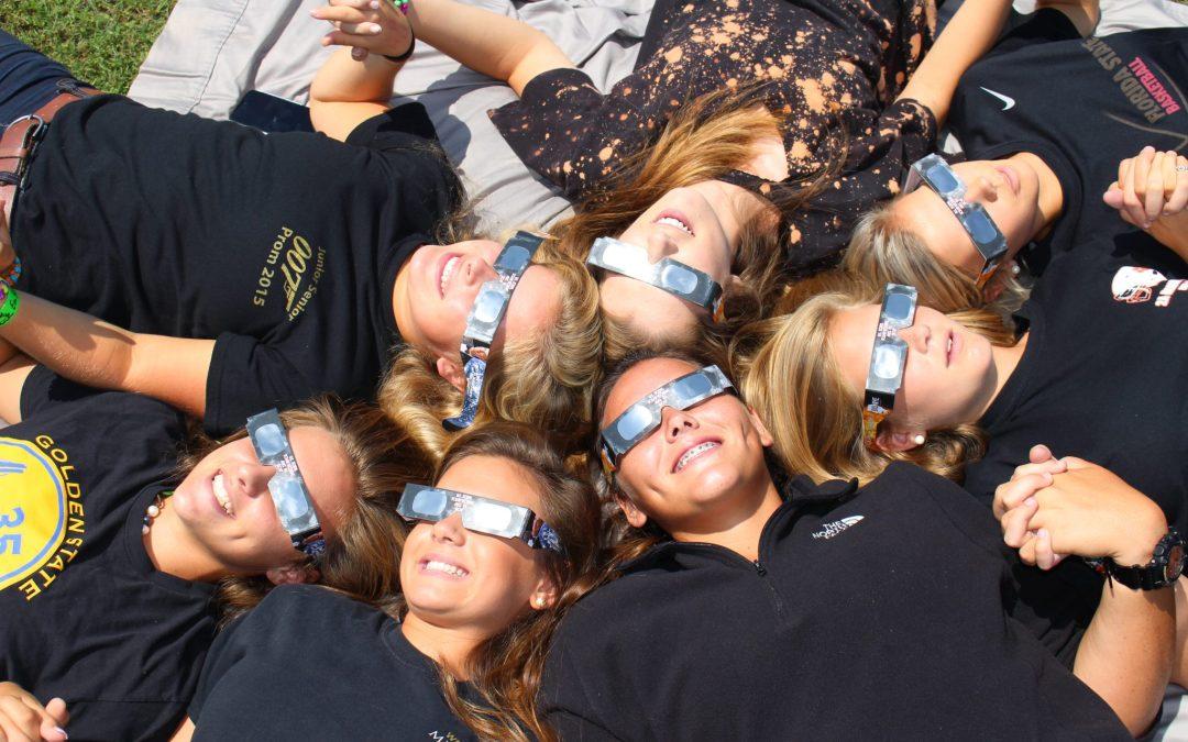 Westwood Celebrates the Eclipse