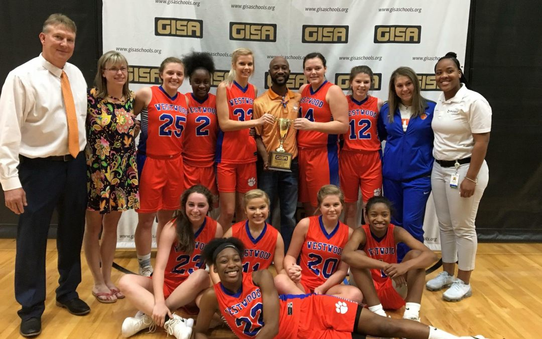 AA State Basketball Champions!