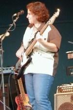 Alicia Healey - bass, vocals