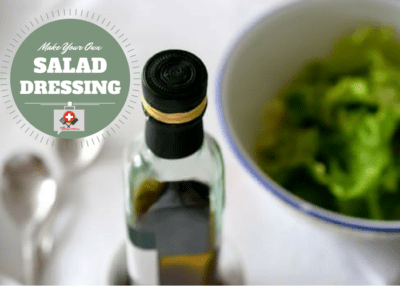Balsamic Vinaigrette Recipe