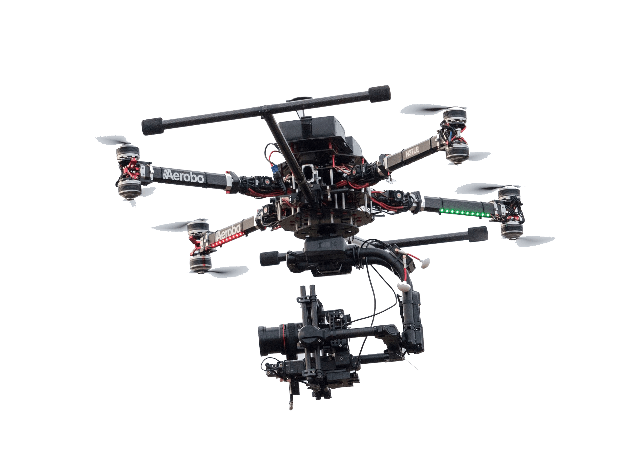 Hollywood Movies That Feature Drone Shots