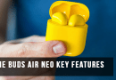 Realme Buds Air Neo Official Specs/Features and renders leak