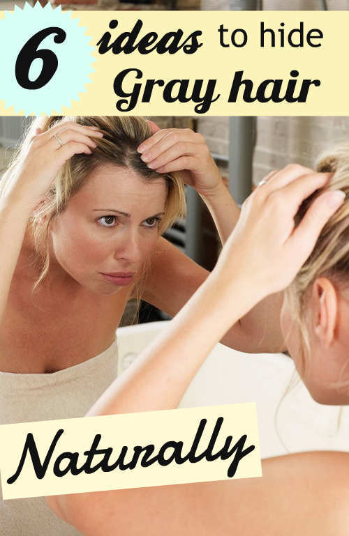 Best Coloring Gray Hair Tips Contemporary - Printable Coloring ...