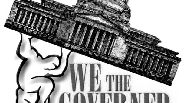 Wethegoverned logo - For now