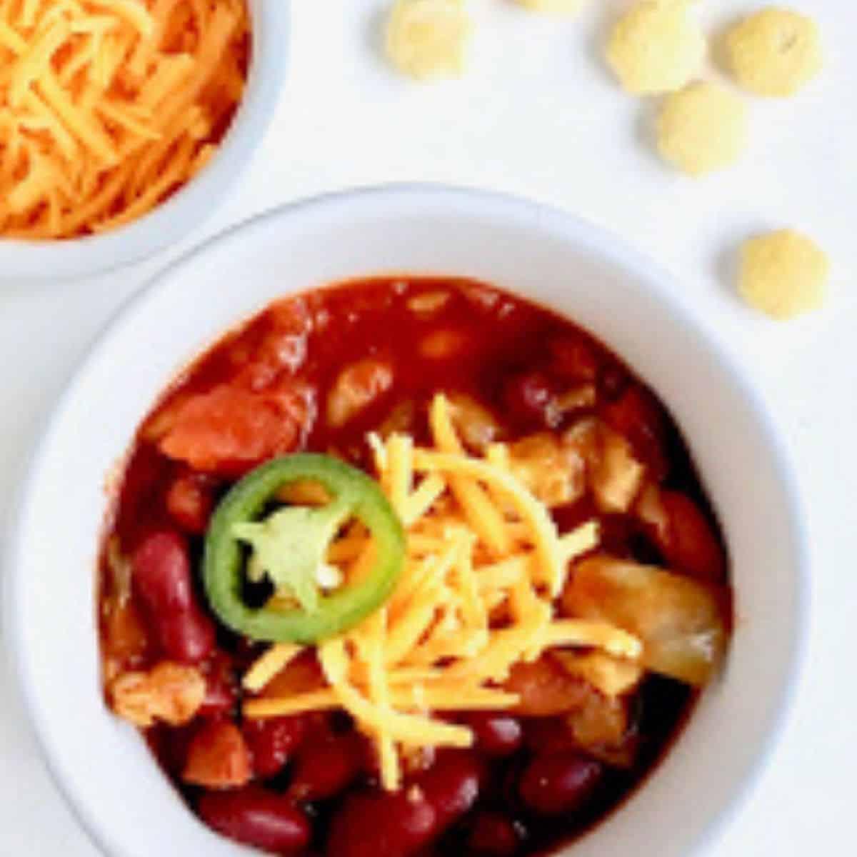 The Ultimate Vegetarian Chili