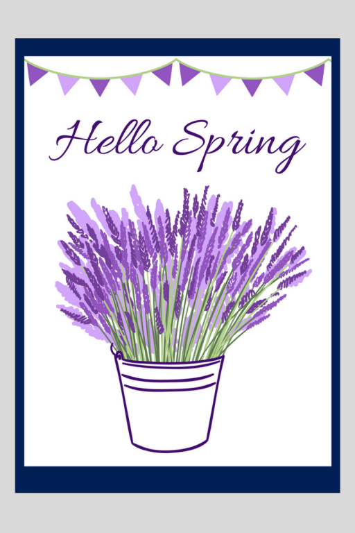 Check out the newest additions to our FREE Printables Library. We've got some great Spring and Summer Printables to help you awaken your living space and bring that fresh new Spring feeling in doors and up on your walls! | We Three Shanes