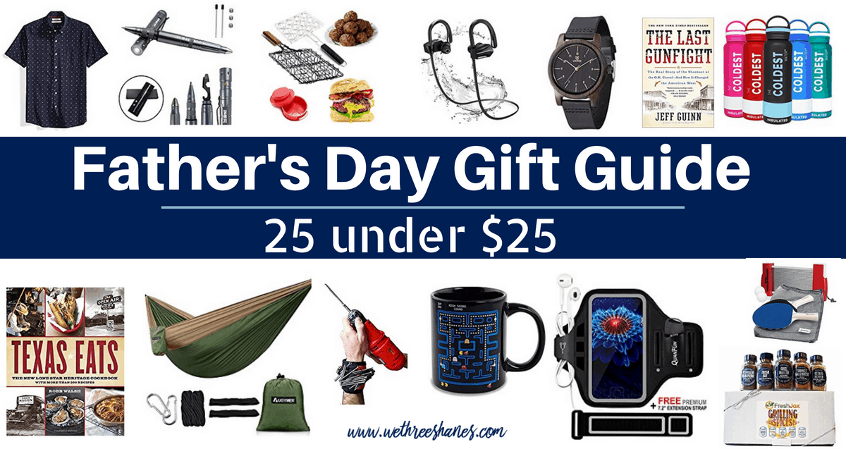 Father's Day Gifts for Dad | 25 under $25