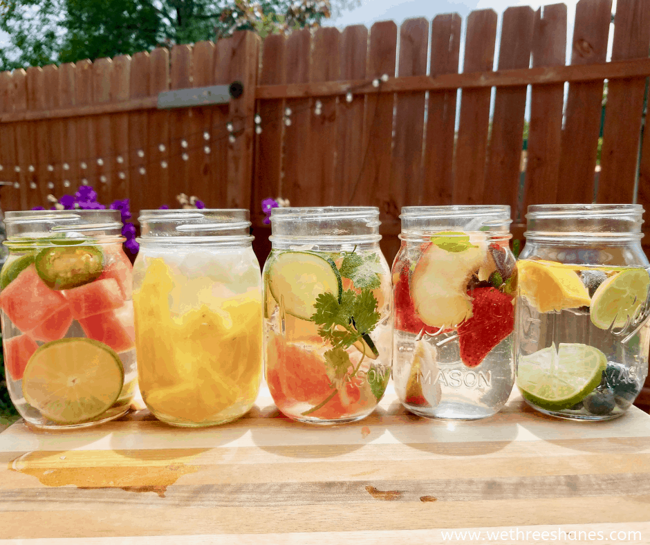 Healthy Infused Water Recipes Anyone Can Make