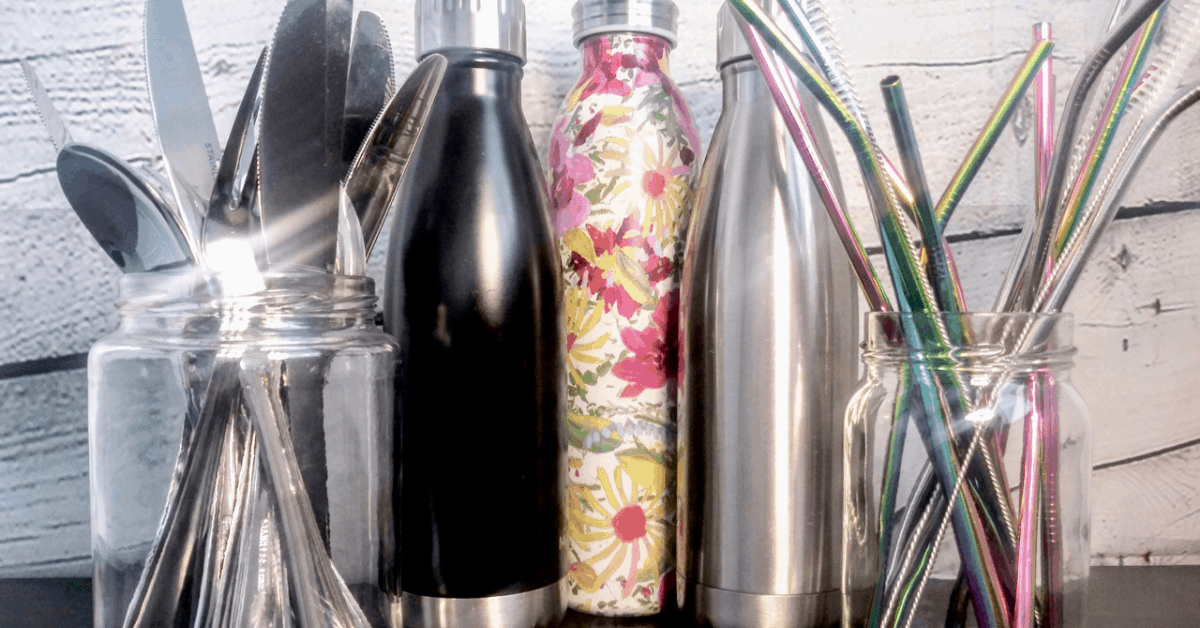 3 Simple Ways to Reduce Single-Use Plastic