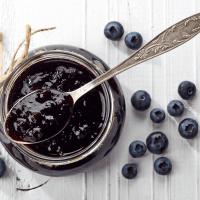 Simple small batch refrigerator jam recipe.