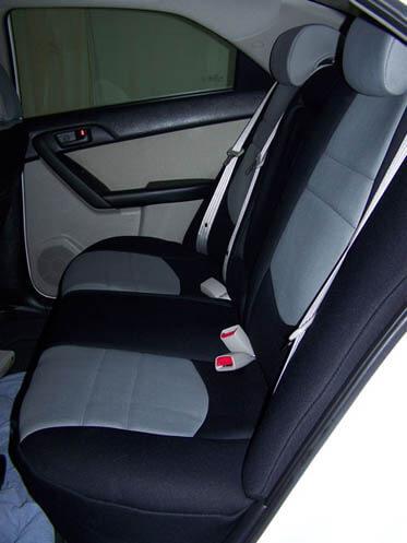 Kia Forte Seat Covers Rear Seats Wet Okole Hawaii
