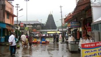 Trimbak temple