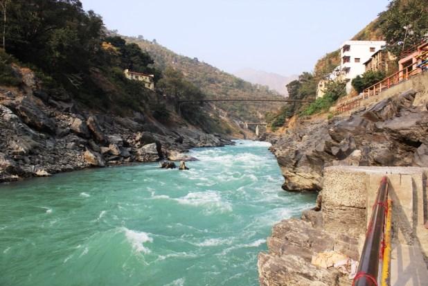 ropeway bhagirathi