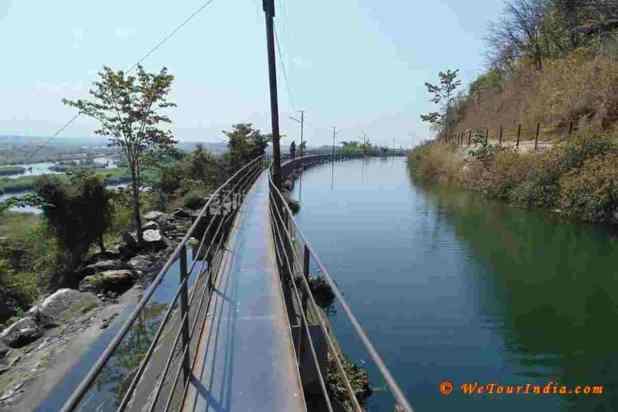 bridge-ghanteshwari temple