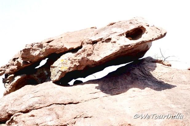 Bhimbetka Rocks