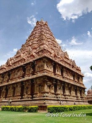 bradheshwara temple